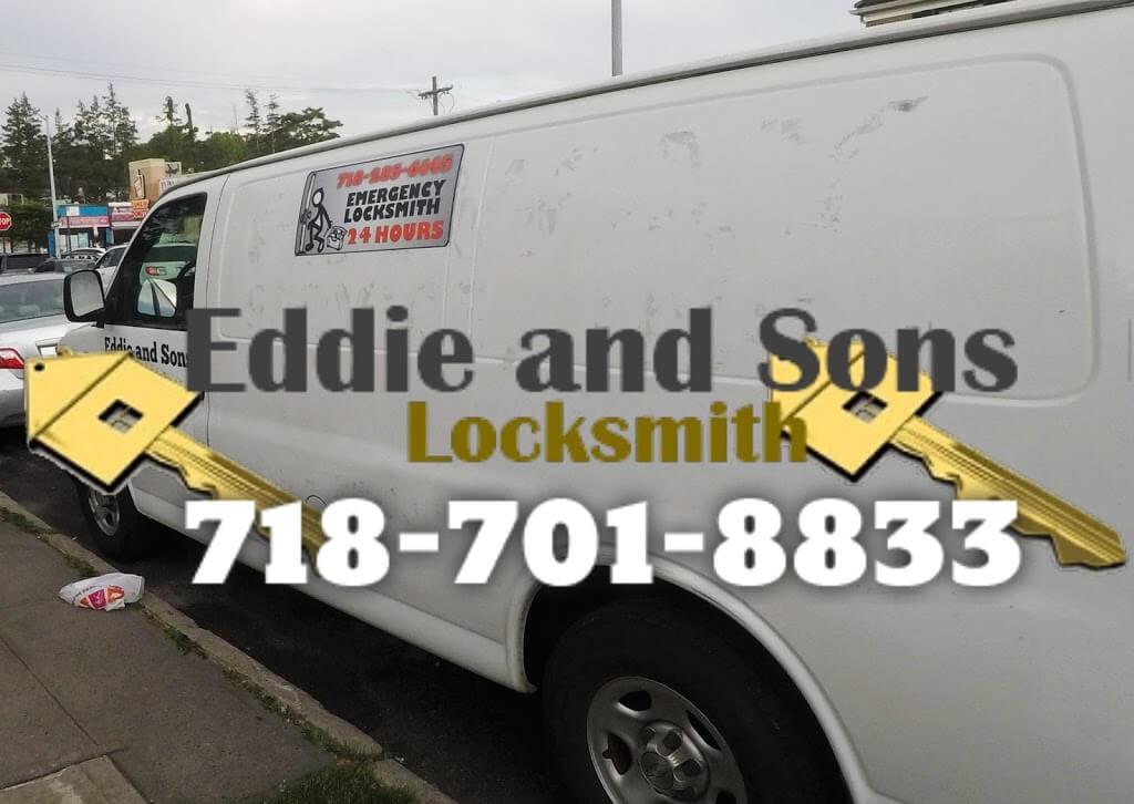 Eddie and Sons Locksmith Brooklyn, NY