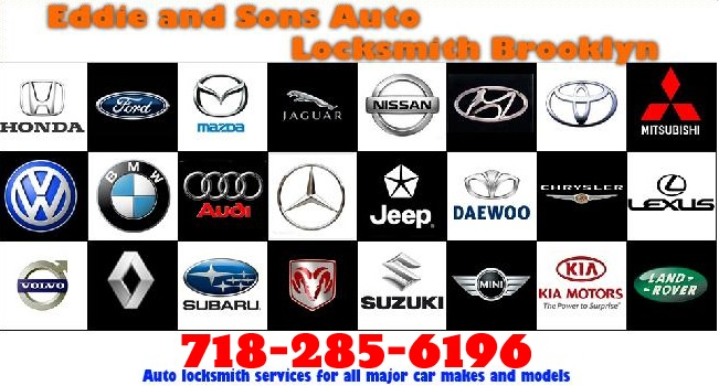 Auto locksmith services for all major car models
