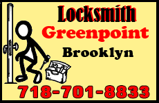 Locksmith Greenpoint Brooklyn