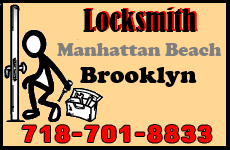Locksmith Manhattan Beach NY