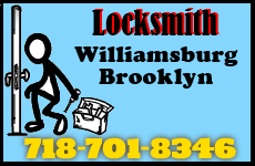 Locksmith Williamsburg Brooklyn