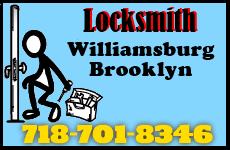Locksmith Williamsburg Brooklyn